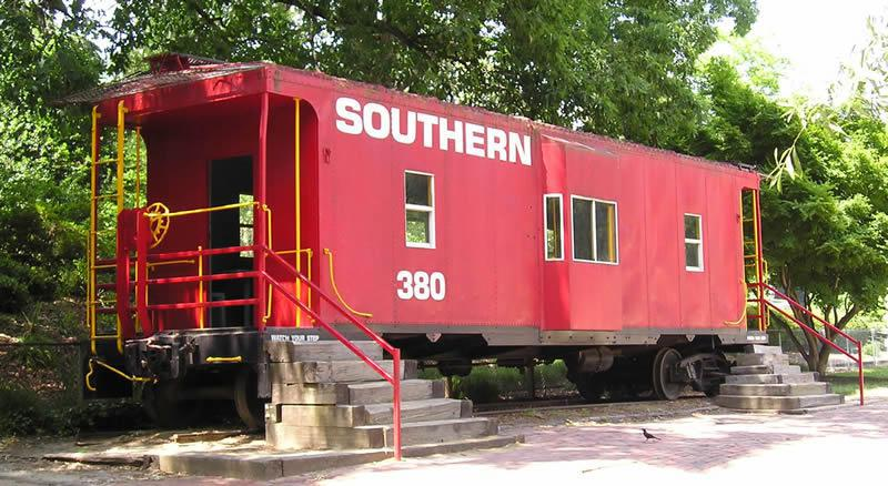 caboose for sale