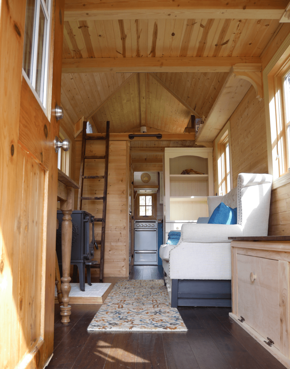 13 Amazing Tumbleweed Tiny Houses,How To Paint Kitchen Cabinets Black Without Sanding