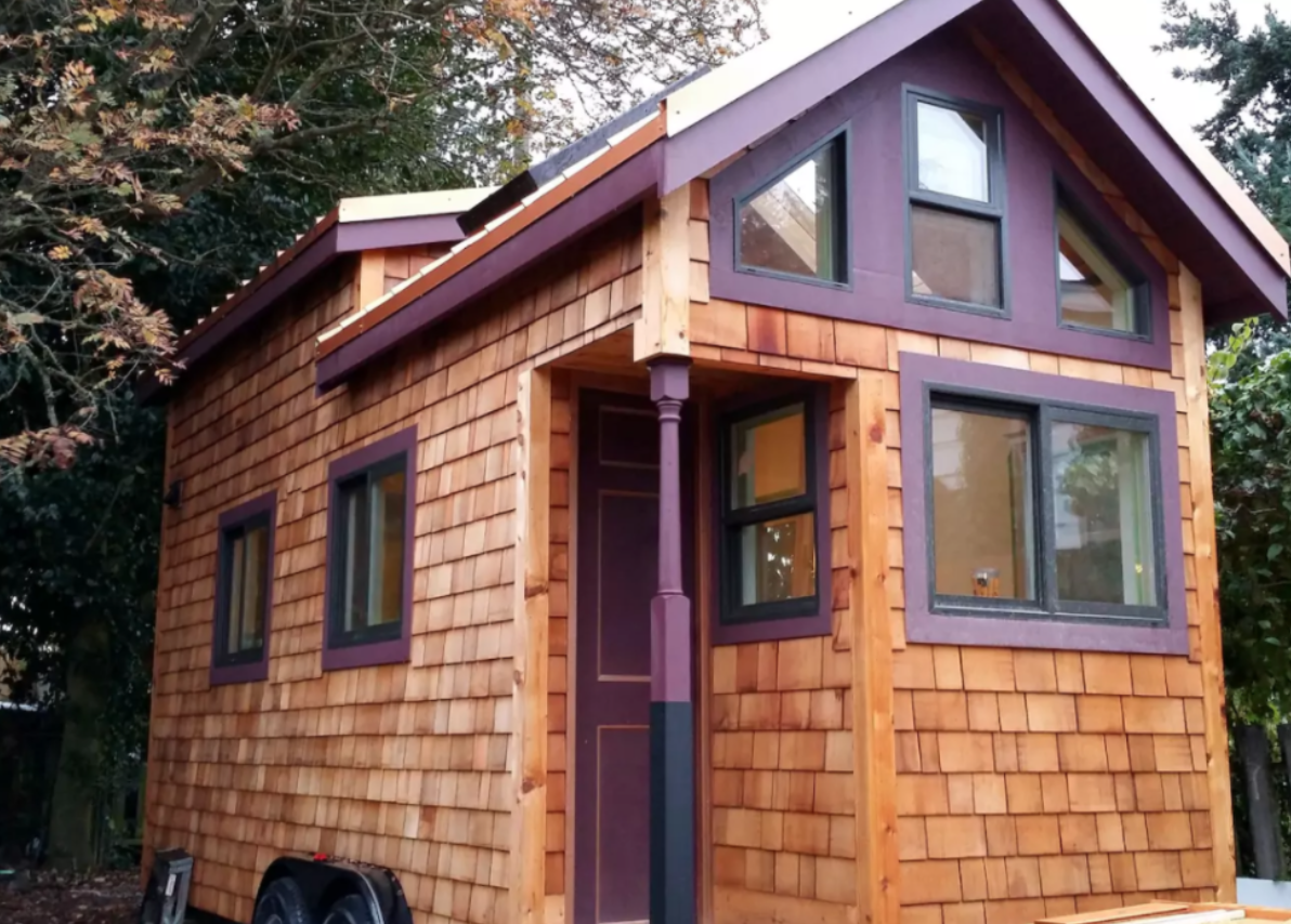 Building A Tiny House For Airbnb Rental