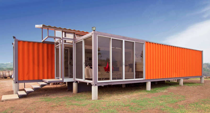 dream container home