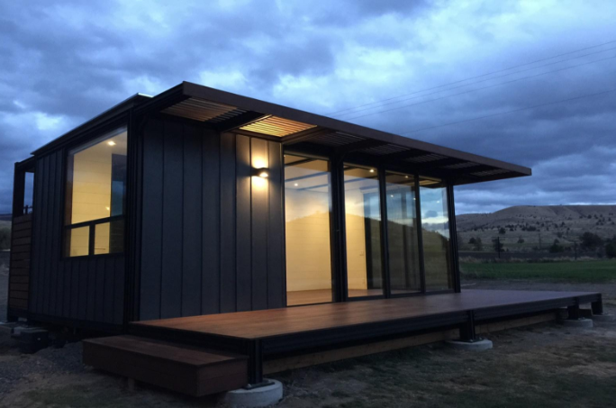 The K6 tiny home by Kithaus