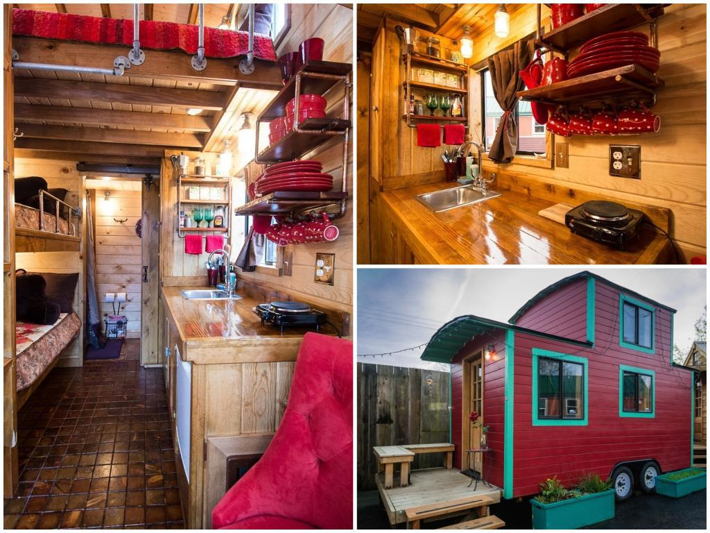 Caboose for Sale: Yes You Can Live in a Refurbished Train Wagon! on caboose construction plans, caboose interior plans, caboose shed plans, caboose diy plans, caboose cabin plans, caboose home plans, bobber caboose model plans,