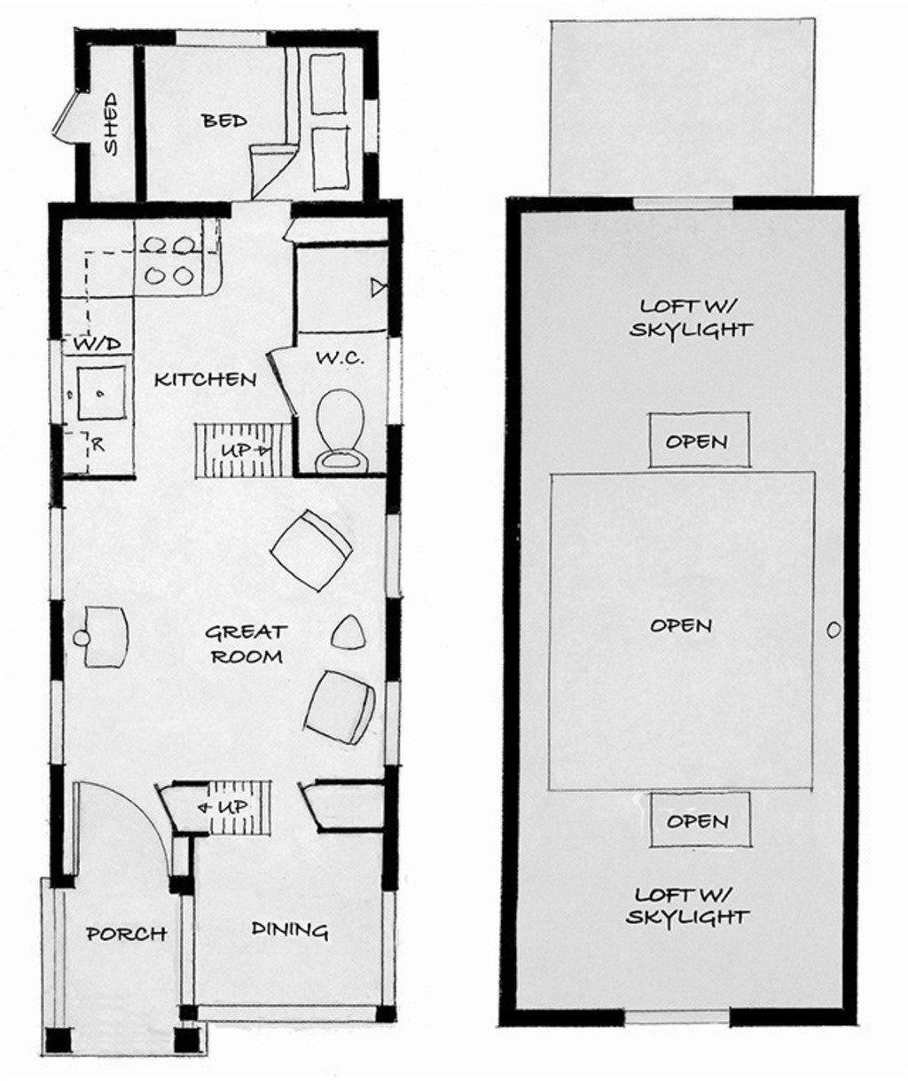 What to Look for in a Tiny House Plan?