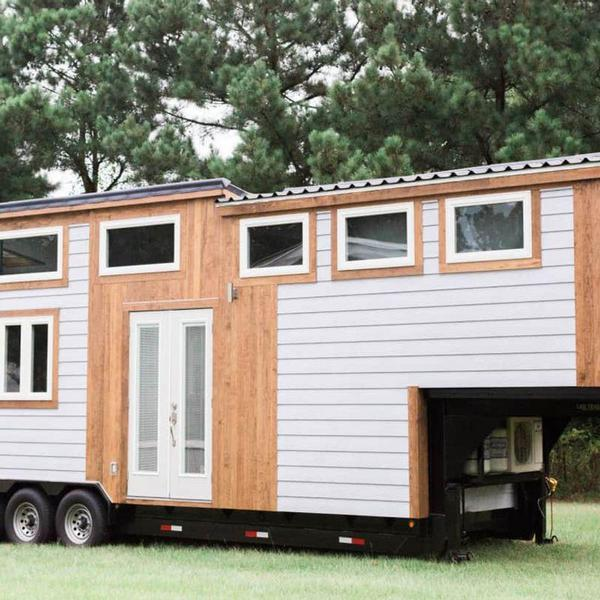 35' Spacious Tiny Home