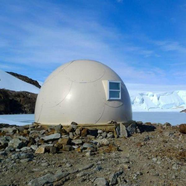 196 sq. ft. Weather-Proof Tiny House Dome